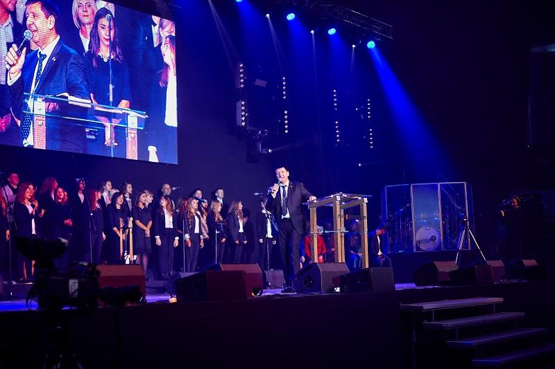 7 000 христиан собрались на «Конференцию помазания» в Харькове