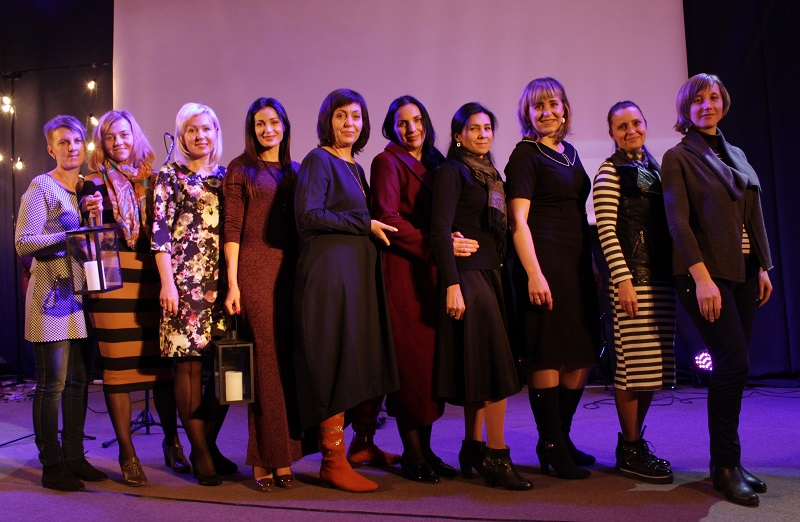 В Запорожье состоялась женская конференция  «Зажги Свой свет во мне»