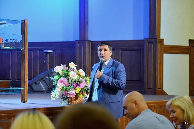 Семейная конференция «Обновление завета» прошла в церкви «Новое поколение»