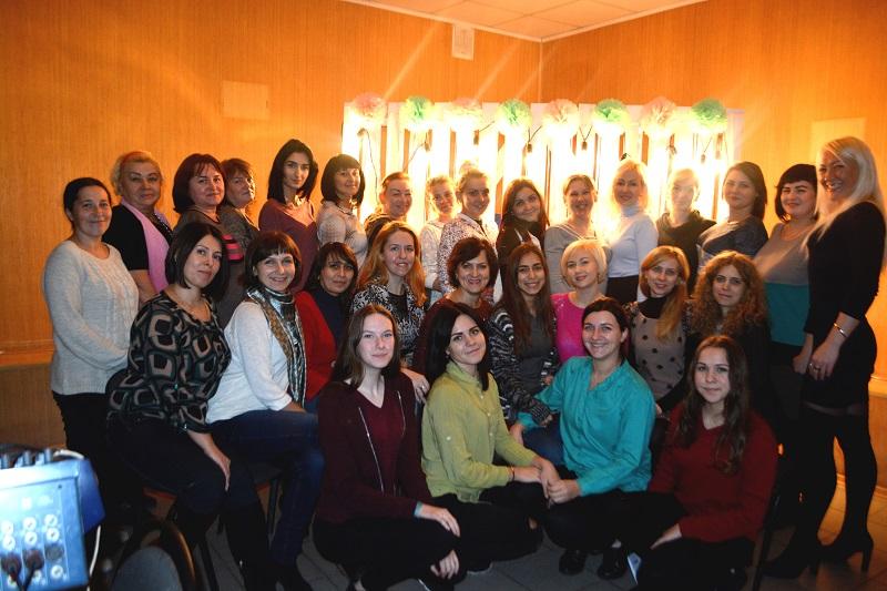 В Терновке открылся женский клуб «Время перемен»