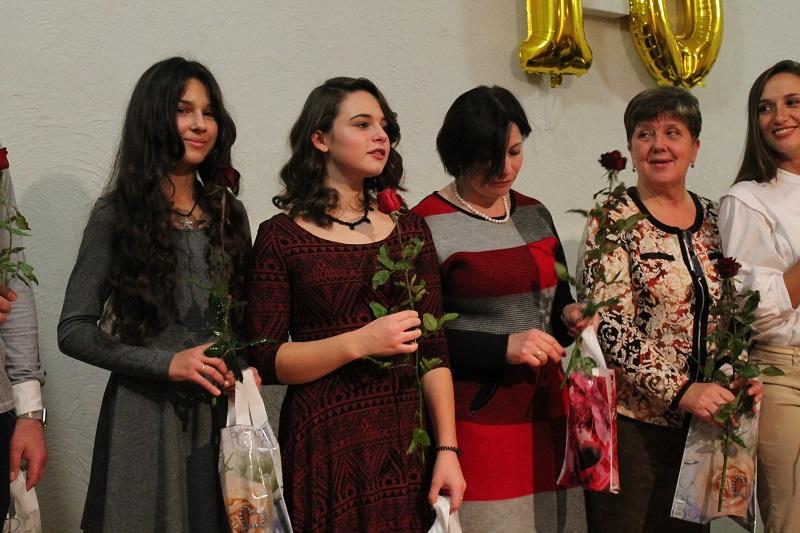 Церкви «Новое поколение» в Николаеве исполнилось 10 лет