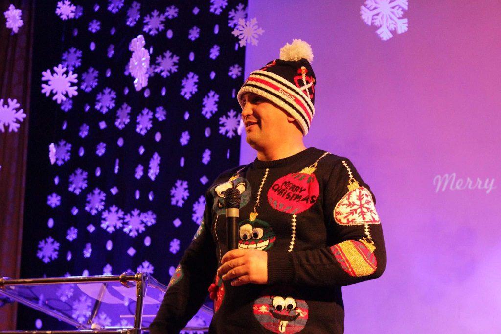 Рождественское служение служение прошло в Запорожье