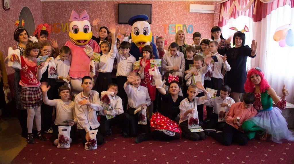 В Павлограде христиане провели мероприятие ко Дню инвалида