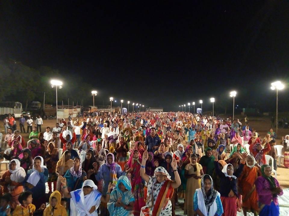 Миссионерскую поездку в Индию совершила команда служителей Украинской Христианской церкви «Новое поколение»