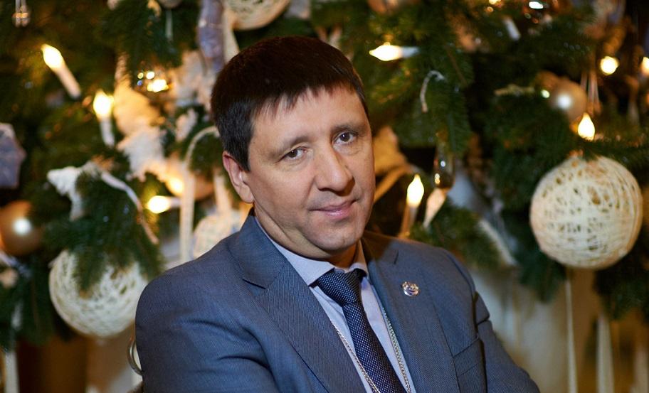 Поздравление старшего епископа Андрея Тищенко с Рождеством и Новым годом!