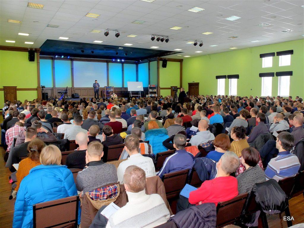 Стартовал учебный сезон Международной Библейской Школы «Новое поколение»