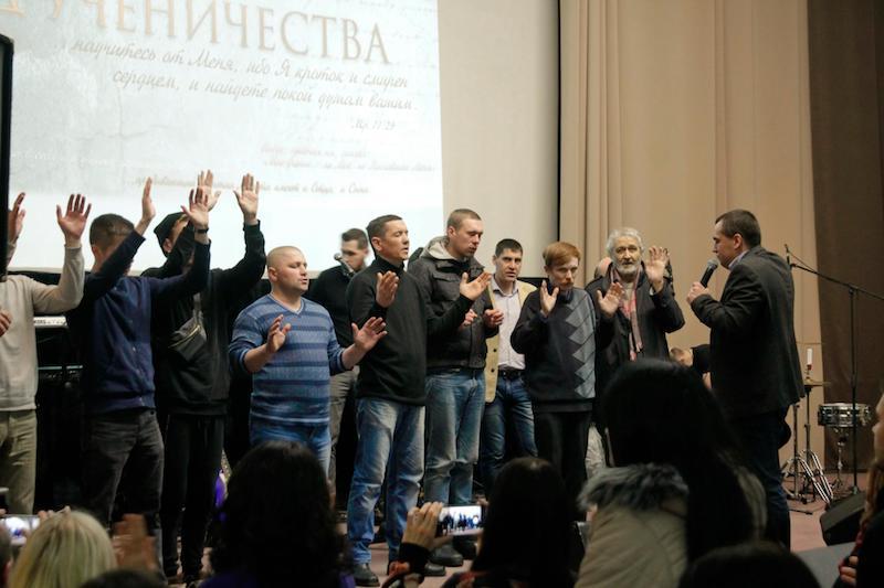 Принципам взаимодействия с Творцом учили в Киеве