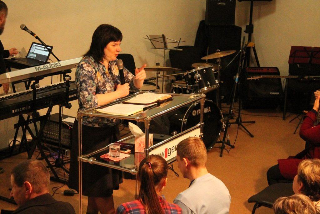 Николаевскую церковь «Новое поколение» посетила Наталья Завсеголова