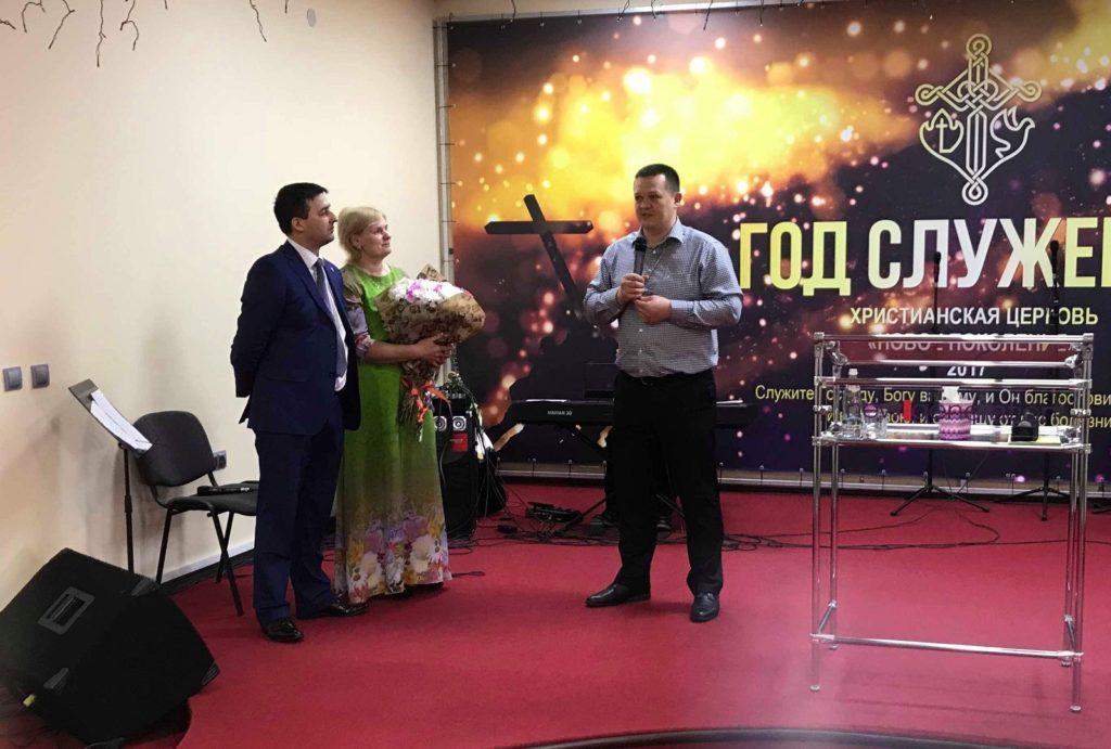 Церковь в Олевске отпраздновала свой День рождения