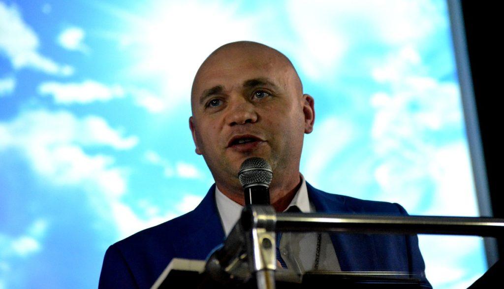 В Терновке прошло пасхальное служение церкви «Новое поколение»
