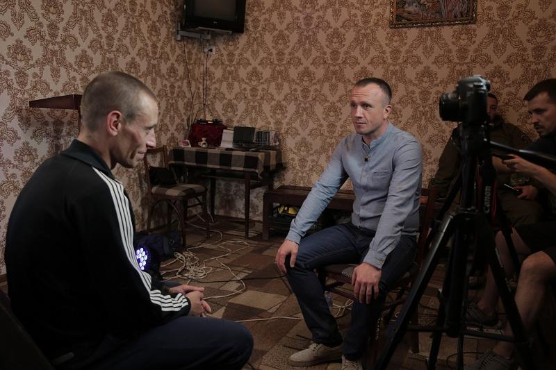 Скоро премьера нового телепроекта «Жизнь после приговора» с Вадимом Григором