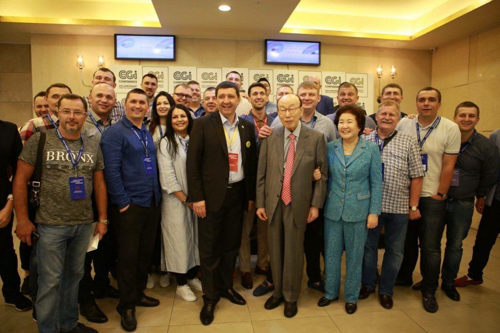 Епископ Андрей Тищенко принял участие в праздновании 60-ти летия церкви Йонги Чо  в Южной Корее