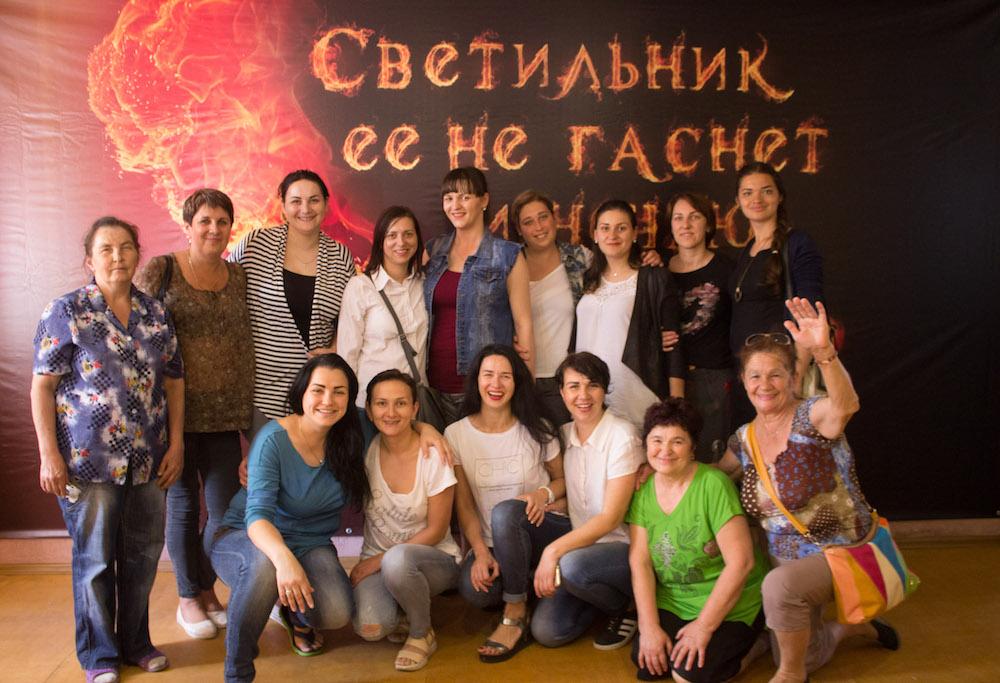 «Светильник ее не гаснет и ночью» – под таким названием в Павлограде прошел инкаунтер для женщин