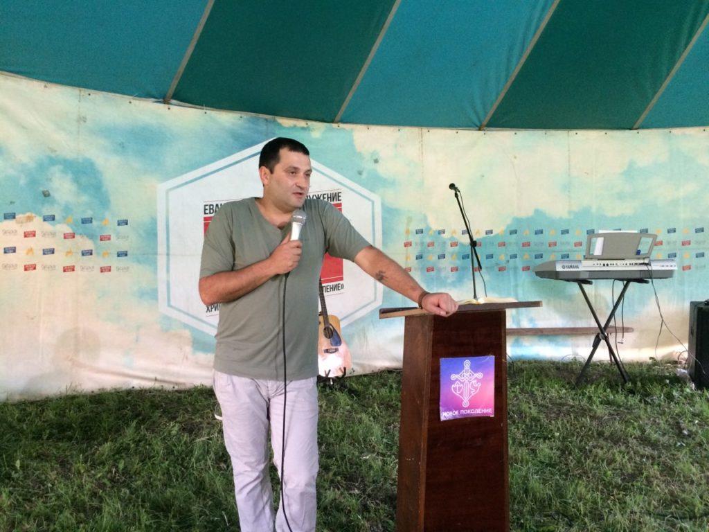 Состоялось открытие палаточного сезона церквей «Новое поколение»