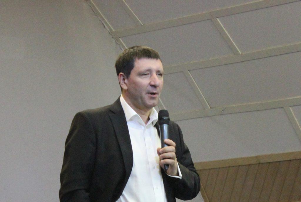 Єпископ Андрій Тищенко провів служіння у Західній Україні