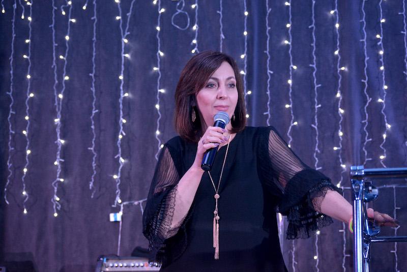 Ирина Тищенко провела служение в Днепре