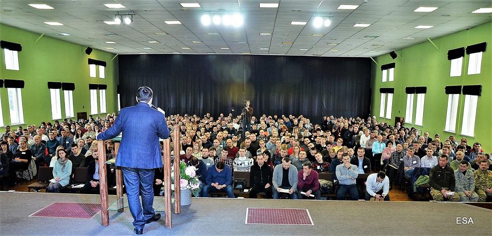 Международная Библейская школа «Новое поколение» 25-й год подряд встречает своих учеников