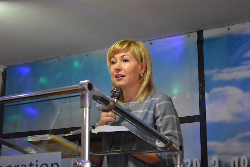 В Юрьевке прошло женское служение