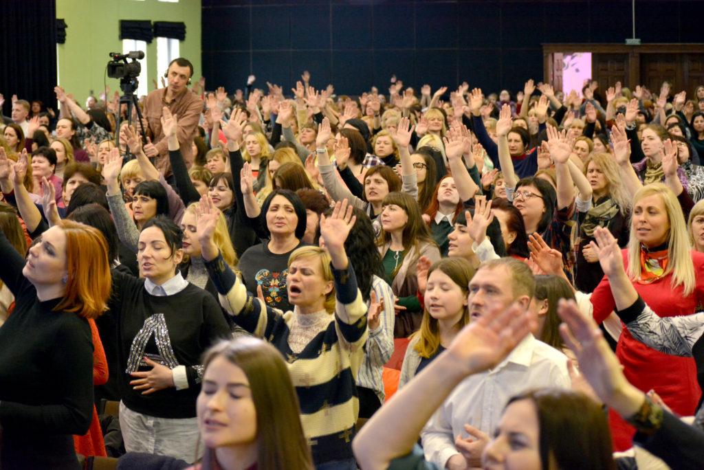 Женская конференция «Возрастая в вере»: мнения участниц