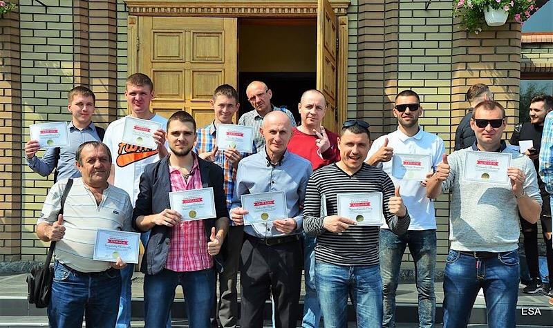 В Международной Библейской школе движения «Новое поколние» в Украине 450 студенитов получили дипломы