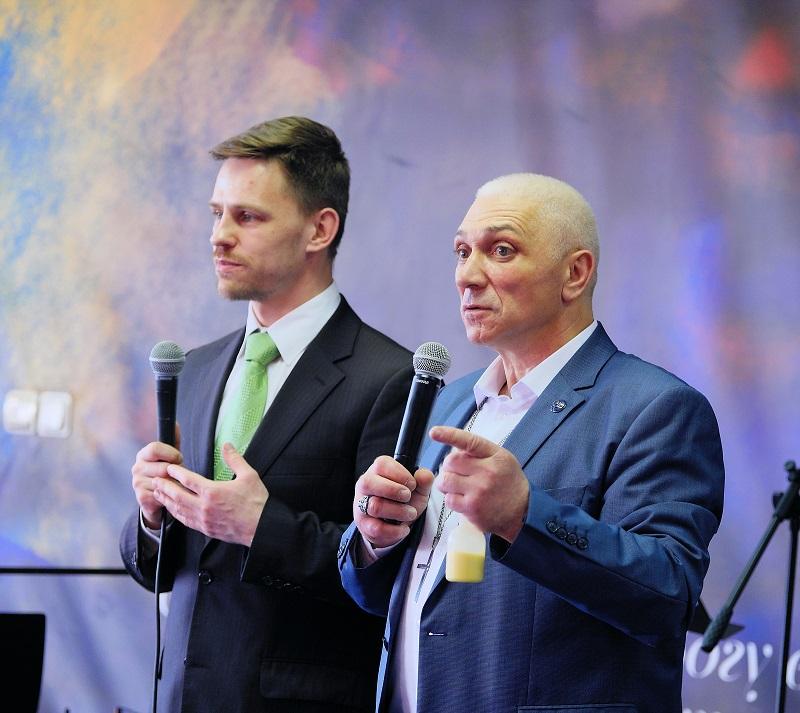 Конференция «Формула роста» в Латвии собрала христиан из нескольких стран