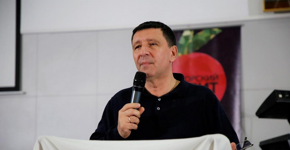 В Киеве с 28 октября по 1 ноября прошёл пасторский ретрит в КЕМО