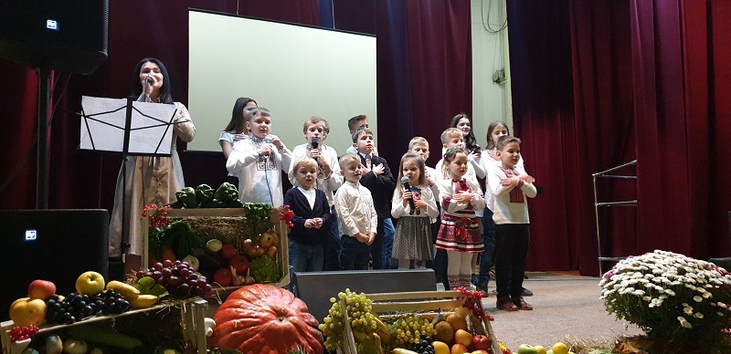 Церква у Львові провела Свято Подяки Богу