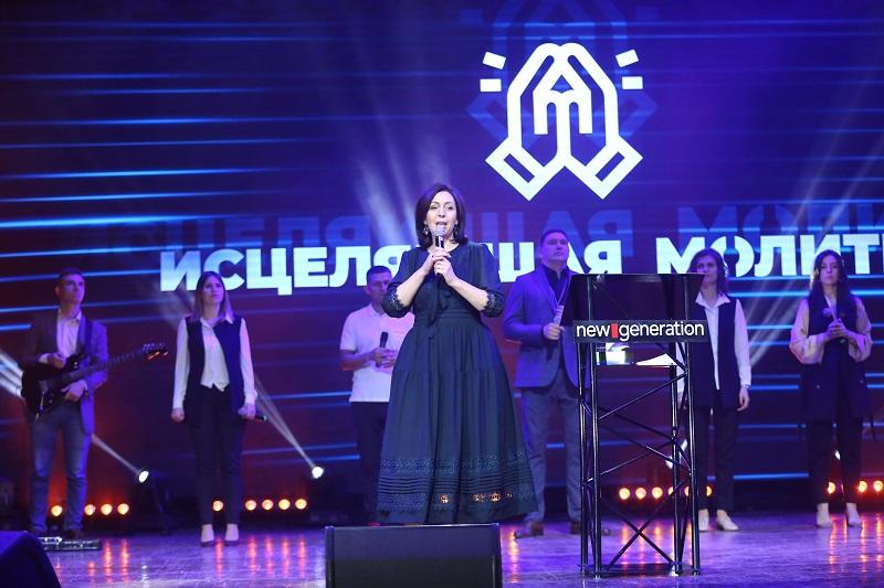 В Харькове прошла Региональная Исцеляющая молитва